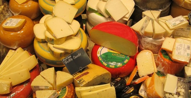 Le oppurtunità e i benefici di esportare il formaggio in Francia