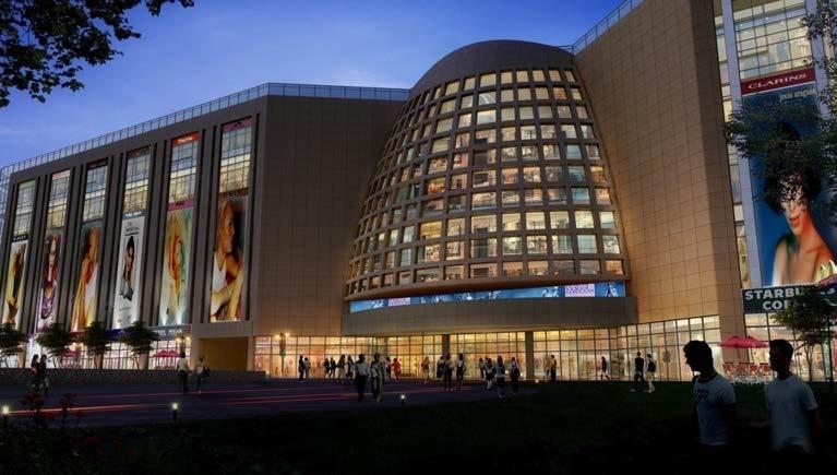 Mall di Le Fun-Shimao