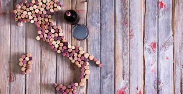 Segno più nel 2017 per vino e agroalimentare italiano
